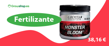 Ferilizante Monster Bloom para todas las fases de la planta
