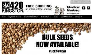 420 Kingston growshop Online Store