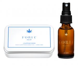 Lubricante de marihuana Foria/Fuente: Foria