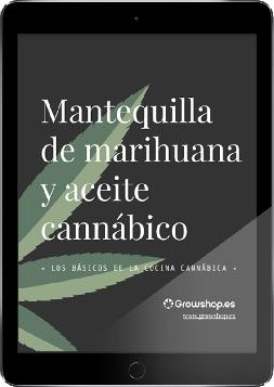 Libro de recetas con cannabis