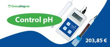 Control de pH mediante PHP de BlueLab